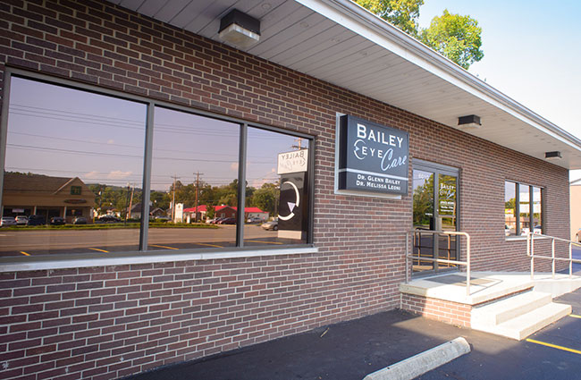Bailey Eye Care optometrist-Barboursville-WV-2